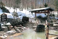 温泉 豊平峡