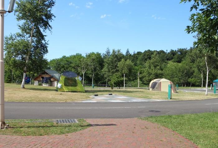 いわ ない リゾート パーク オート キャンプ 場 マリン ビュー