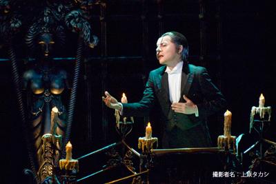 ミュージカル『オペラ座の怪人』